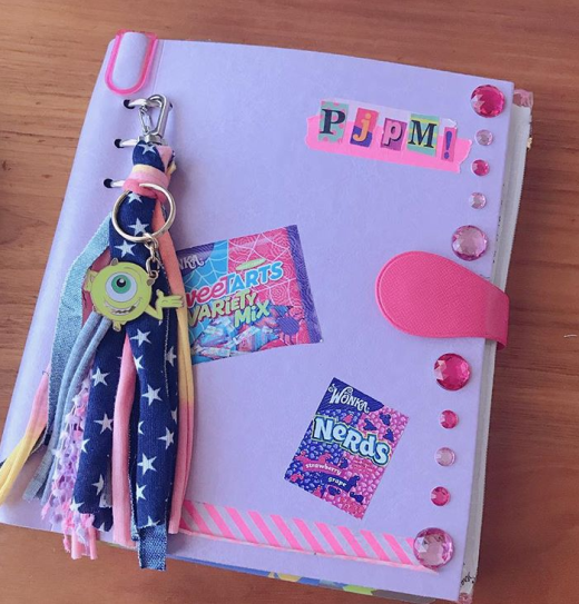 Filofax Clipbook Tassle