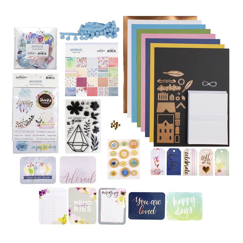 Freebie Friday with Spellbinders - Stamp & Scrapbook EXPO