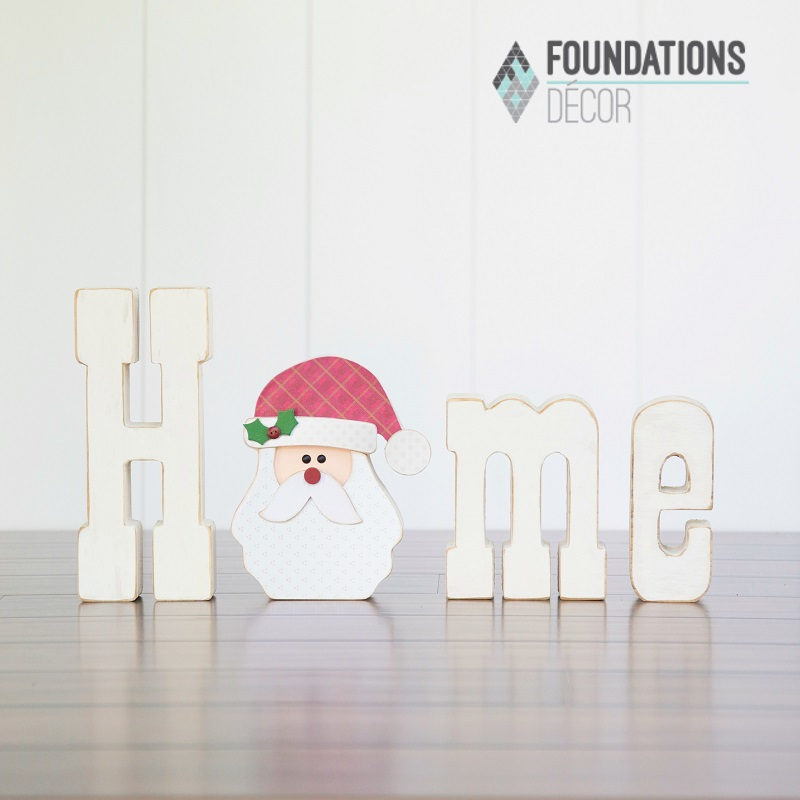 Foundations Decor 02147-4 Santa in HOME