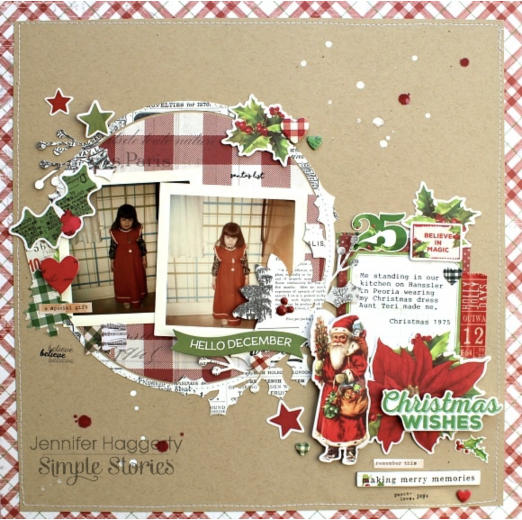 Simple Stories Christmas Wishes