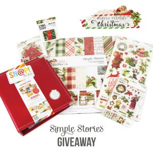 Simple Stories Freebie Friday Giveaway