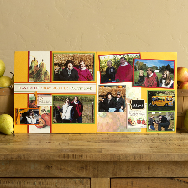 _Efficient Scrapbooking - Orchard