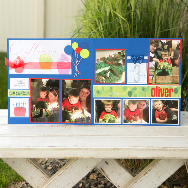 _Efficient Scrapbooking - Surprise