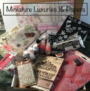 miniature luxuries prize