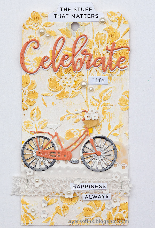 Multi-Color Embossing