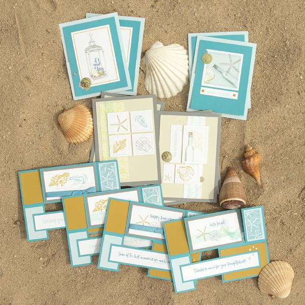 _Efficient Card Making - Sea Breeze