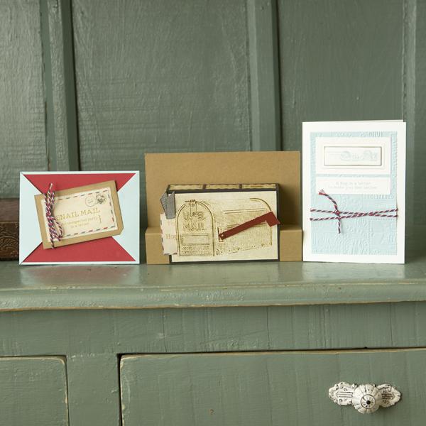 _Efficient Card Making - You've Got Mail