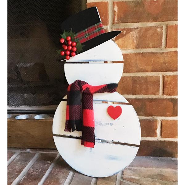 _Snowman Pallet