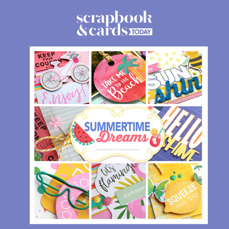 Scrapbook & Cards Today Giveaway