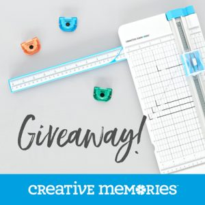 Stamp and Scrapbook Expo Creative Memories Giveaway