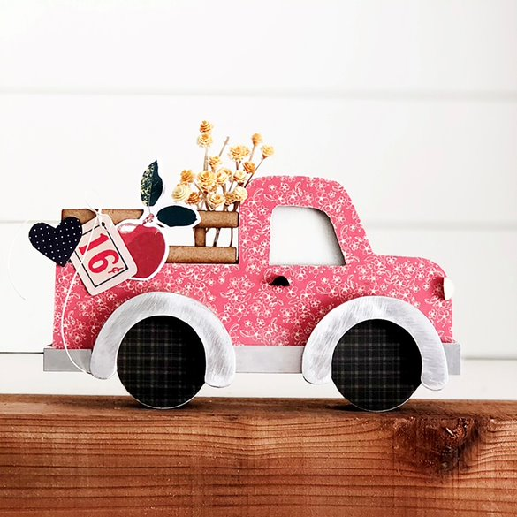 Stamp and Scrapbook Expo Foundations Decor Truck