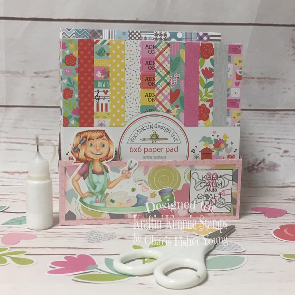 Stamp and Scrapbook Expo Artful Angel Giveaway 1