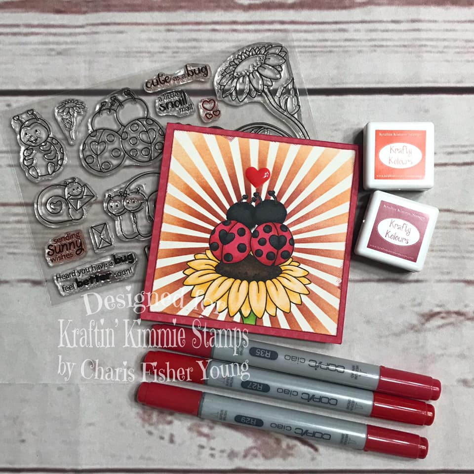 Stamp and Scrapbook Expo Artful Angel Copic Giveaway 2