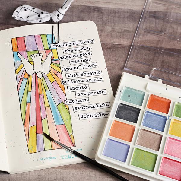 _Creative Bible Journaling: Next Level Techniques
