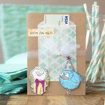 BEE Creative Gift Card Holder