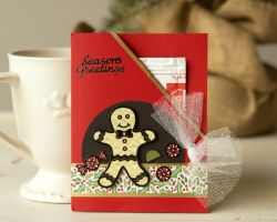 Krazy Creations Hot Cocoa Card